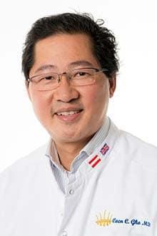 Coen Gho MD CSO Hair Science Institute