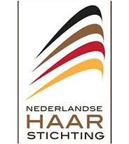 haarstichting samenwerking logo