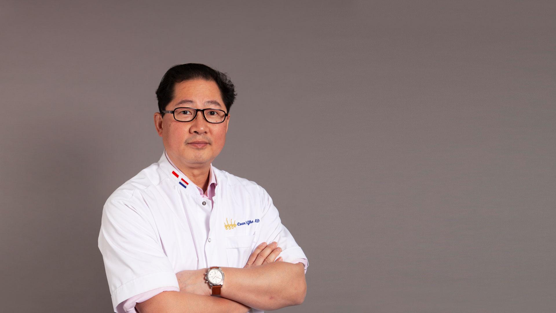 Médicin Dr Coen Gho