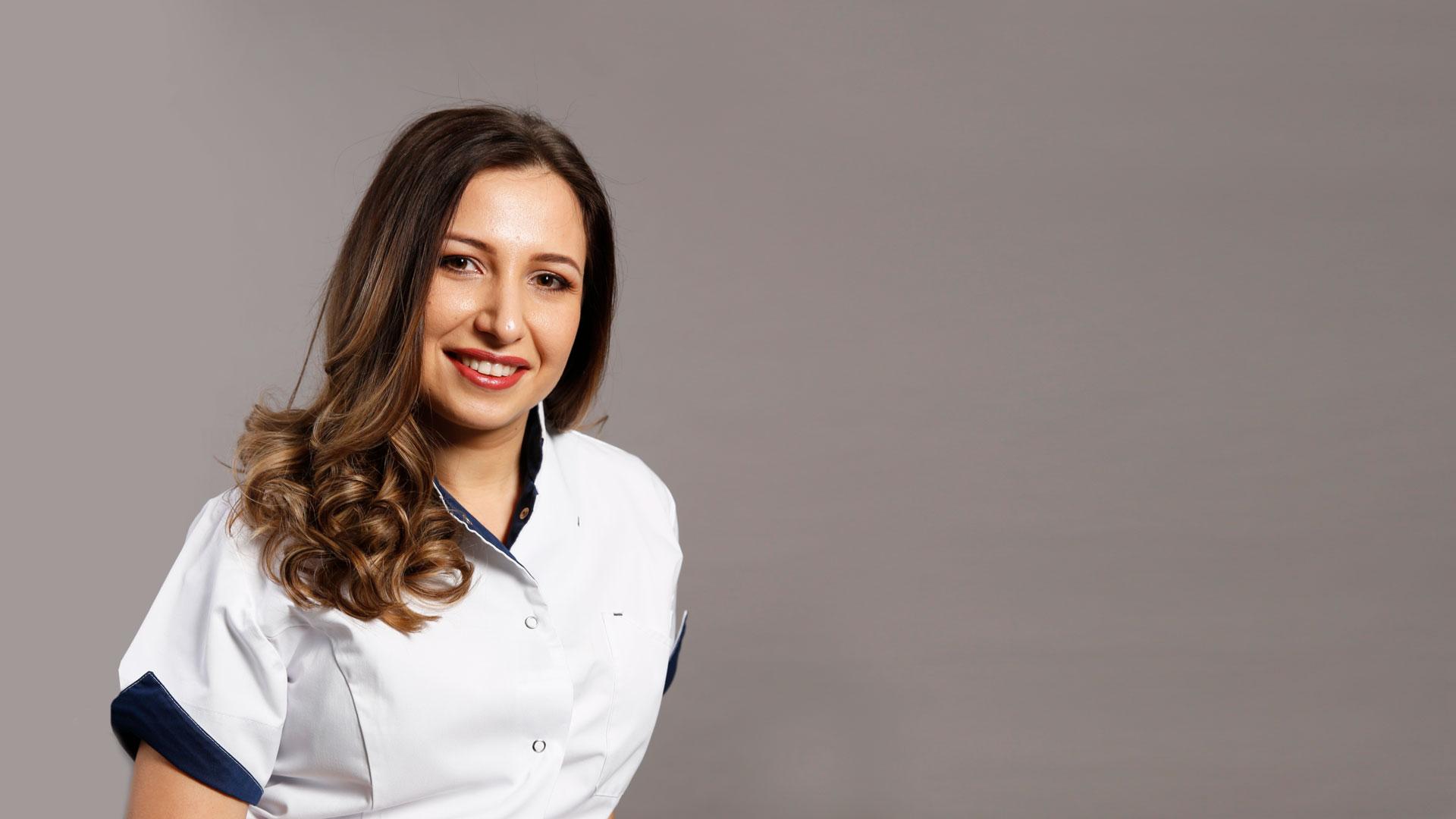 médicin Stefania Stana